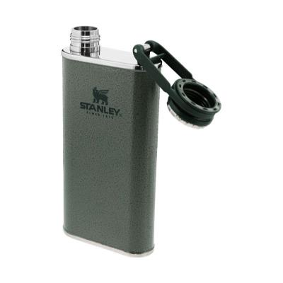 Stanley Classic Easy Fill Wide Mouth Flask Green | 8 oz