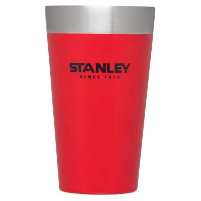 Stanley Adventure Stacking Beer Pint 16oz Red