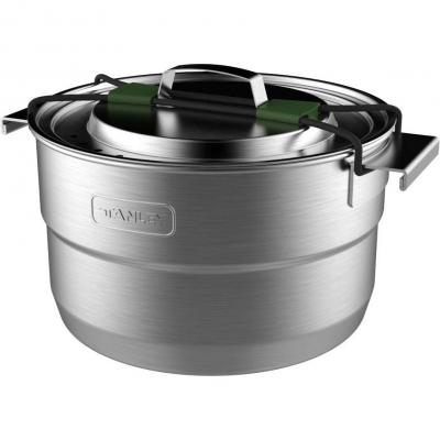 Stanley Base Camp Cook Set Stainless Steel