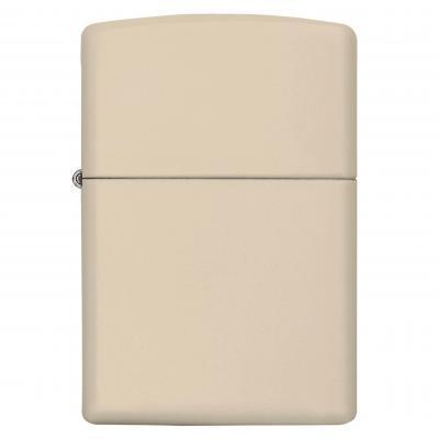 Zippo Cream Matte Lighter