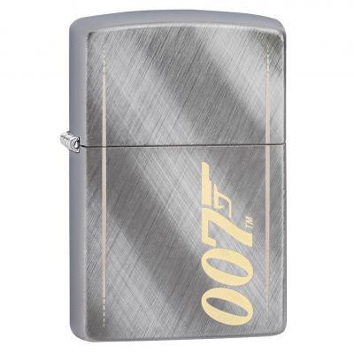 Zippo Diagonal Weave 007 Lighter