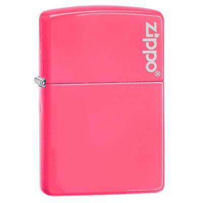 Zippo 28886ZL Neon Pink Lighter