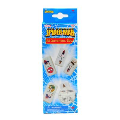 Spiderman Mini Dominoes Toy Dominoes Game New Licensed