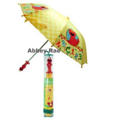 Sesame Street Elmo Umbrella 3D Handle