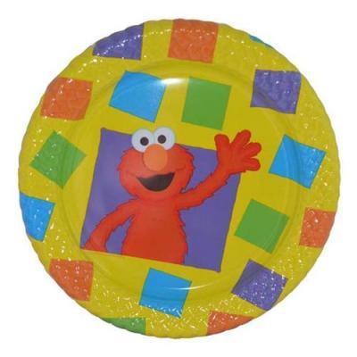 Sesame Street Elmo Serving Platter
