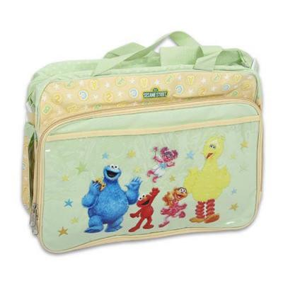 Sesame Street Baby Insulated Nappy Bag