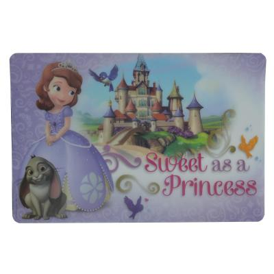 Disney Sofia the First Placemat New PBA Free Licensed