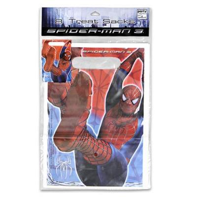 Spiderman Party Favour Loot Bags