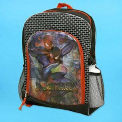 Spiderman Backpack Boys School Bag Spider-Man New Licensed