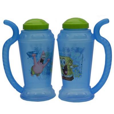 Spongebob Squarepants Sipper Mug Drink Bottle New Licensed BPA Free