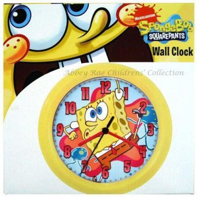 Spongebob Squarepants Wall Clock