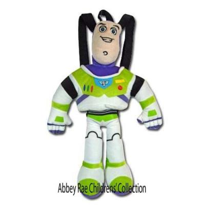 Disney Toy Story Buzz Lightyear Plush Backpack Toy New Licensed