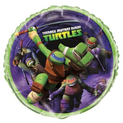 Teenage Mutant Ninja Turtles Foil Helium Balloon