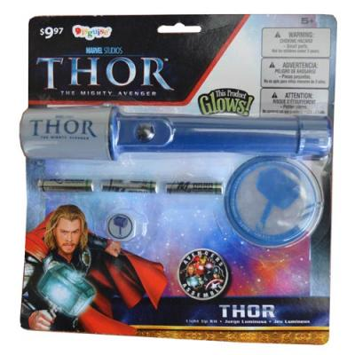 The Avengers Thor Light Up Kit Flashlight New Licensed
