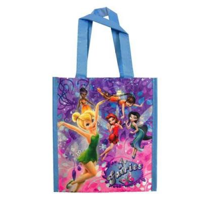 Disney Fairies Tote Bag Carry Bag Tinkerbell Gift Bag 20cm high New Licensed