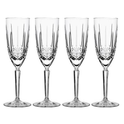 Marquis by Waterford Sparkle Crytalline Champagne Flute 250ml | Set of 4 Glasses