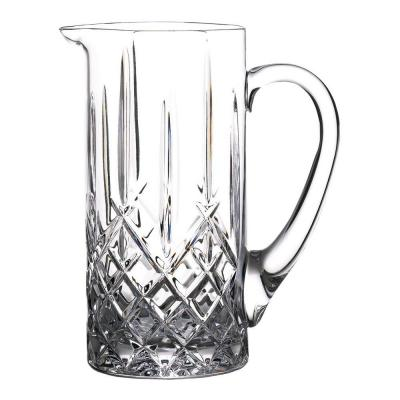 Marquis by Waterford Markham Crystalline Pitcher