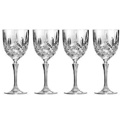 Marquis by Waterford Markham Crystalline Wine Goblet 354ml | Set of 4 Glasses