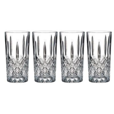 Marquis by Waterford Markham Crystalline Hi Ball 384ml | Set of 4 Glasses