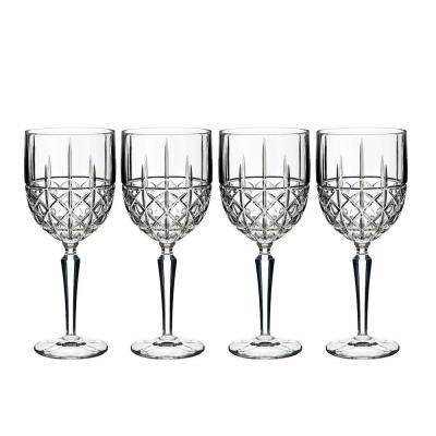 Marquis by Waterford Brady Crystalline Wine Glasses 354ml |Set of 4