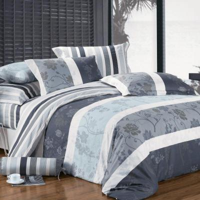 Boutique Collections A002 3pcs Bed Quilt Cover Set 100% Combed Cotton