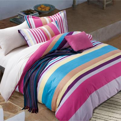 Boutique Collections A004 3pcs Bed Quilt Cover Set 100% Combed Cotton