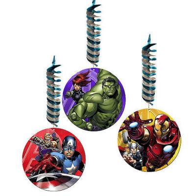 The Avengers Hanging Decorations