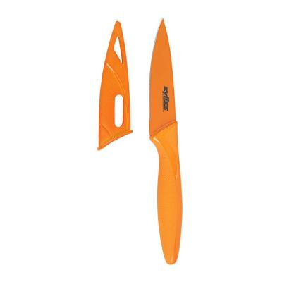 Zyliss - 9cm Paring Knife Non-Stick with Safety Cover