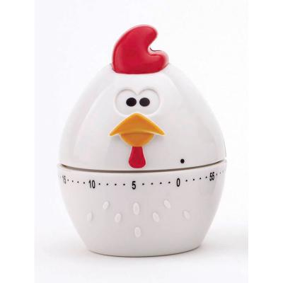 MSC Fun Chicken Doodle Doo 60 Mechanical Minute Timer | Great for Kids
