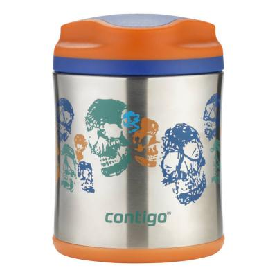Contigo - Food Jar- Skeletons 300ml