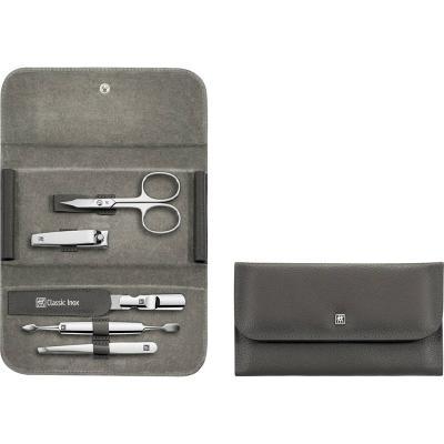 Zwilling - CLASSIC INOX MANICURE SETS Pocket Case 5pc Classic Inox