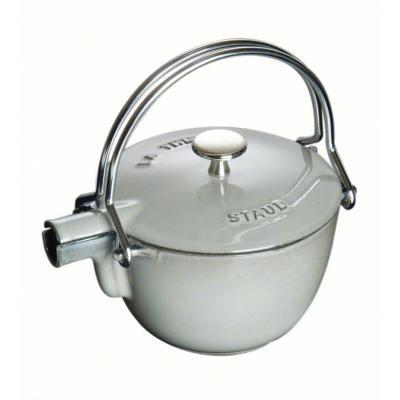 Staub  - Round Teapot/Kettle - 1.15L Graphite