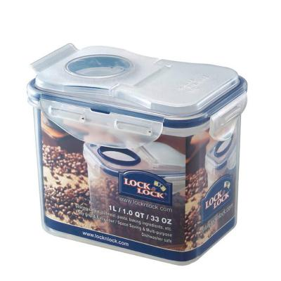 Lock & Lock - Classic Rectangle Tall with Flip Lid and Pour Spout 1L