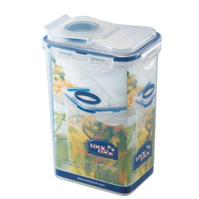 Lock & Lock - Classic Rectangle Tall with Flip Lid and Pour Spout 1.3L