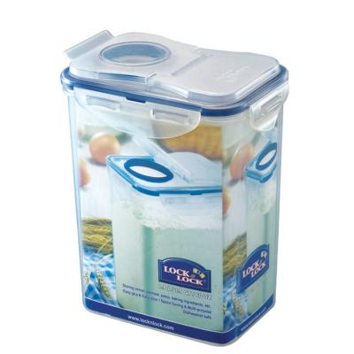 Lock & Lock - Classic Rectangle Tall with Flip Lid and Pour Spout 1.8L