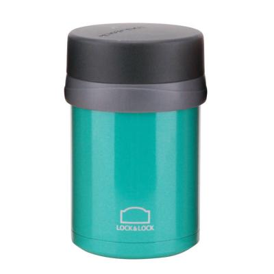 Lock & Lock - Food Flask - Green 500ml