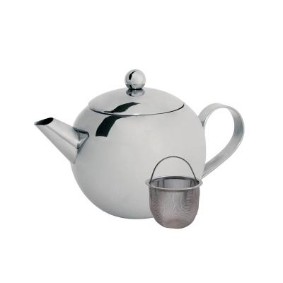 Cuisena - S/S Teapot with Filter - 450mL