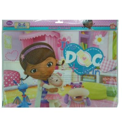 Disney Doc McStuffins Placemat PBA Free New Licensed