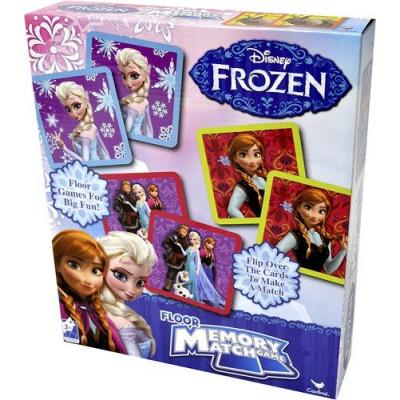 Disney Frozen Floor Memory Match, 54 pieces Styles Will Vary