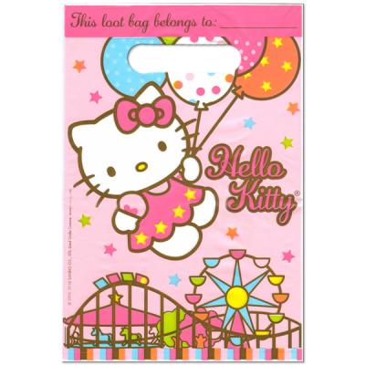 Hello Kitty Party Favour Bags Birthday Loot Lolly Bags