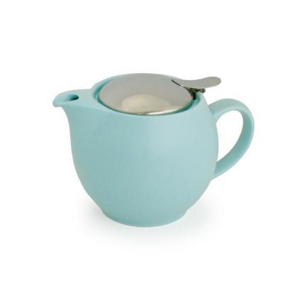 Zero Japan Gelato Mint Blue Universal Teapot 580ml