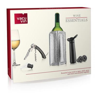 Vacu Vin - Wine Essentials Gift Set 6pcs