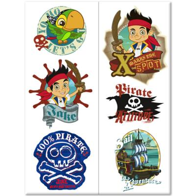Jake and the Neverland Pirates Tattoos - 12 Tattoos