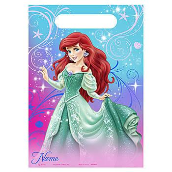 Disney The Little Mermaid Party Favour Loot Bags