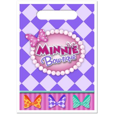 Disney Minnie Mouse Party Favour Loot Bags