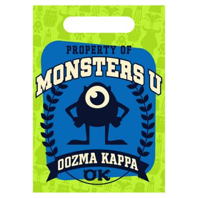Monsters Uni Party Favour Loot Bags