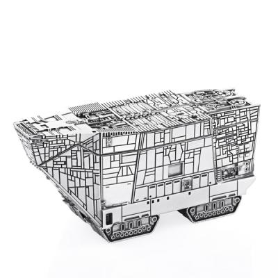 Royal Selangor Star Wars Sandcrawler Trinket Box