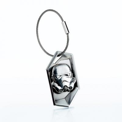 Royal Selangor Star Wars Imperial Stormtrooper Keychain