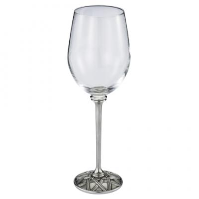 Royal Selangor Wicker Red Wine Goblet