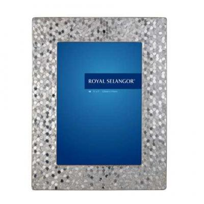 Royal Selangor Honeycomb Photo Frame (4R)